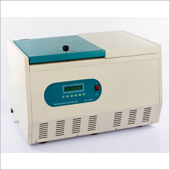 Refrigerated High Speed Research Centrifuge