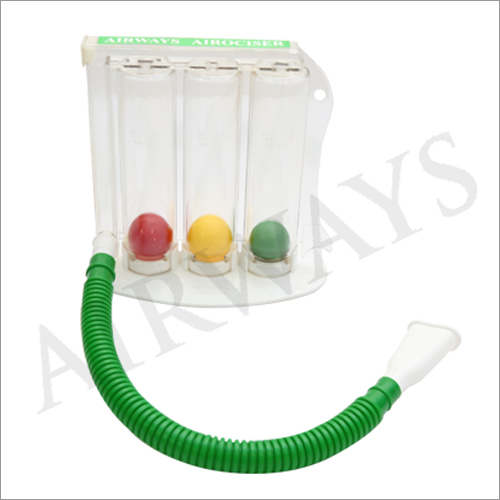 Airociser 3 Ball Spirometer