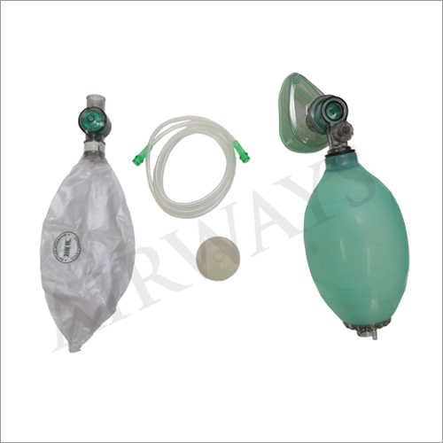 Resuscitator Equipment