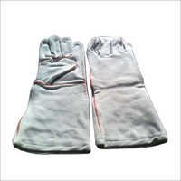 Heat Resistant Leather Welding Gloves