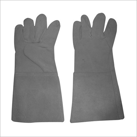 Fire Retardant Leather Welding Gloves