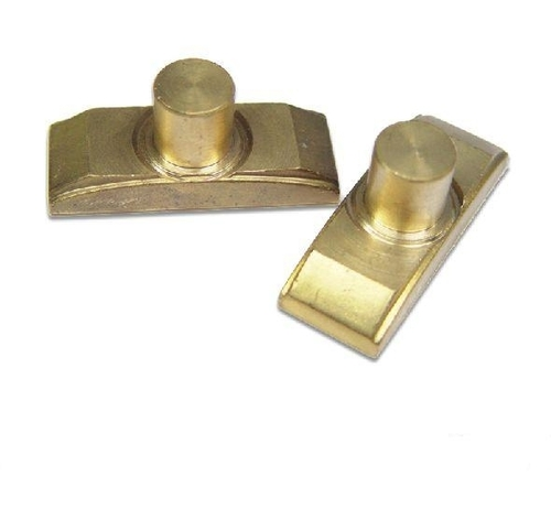 Shfiter Fork Brass Pad Set of 2 Pcs.