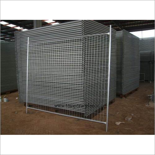 Portable Metal Fence