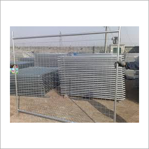 Temporary Metal Fence