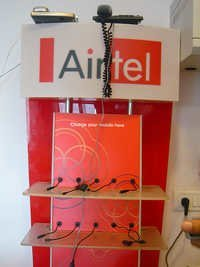 Airtel Mobile Charging Station