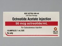 Octreotide 50 Mcg injection