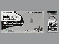 Octreotide 100 MCG injection