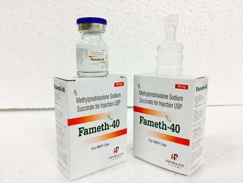 Methyl Prednisolone Succinate injection