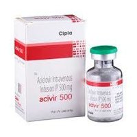 Acyclovir 500 mg injection