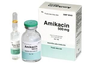 Amikacin 500 Mg Vial