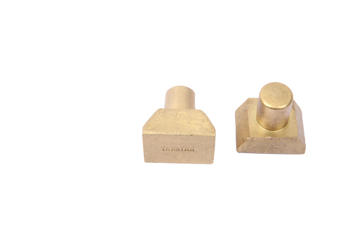 Shifter Fork Brass Pad Set of 2 Pcs.