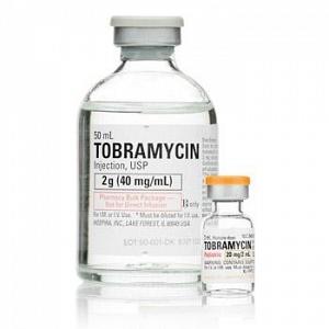 Tobramycin Sulphate Injection