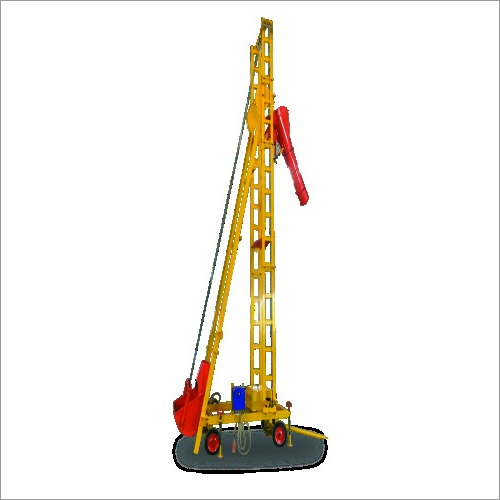 Concrete Lift for Column Box