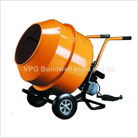 Portable Type Concrete Mixer
