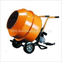 Portable Type Concrete Mixer