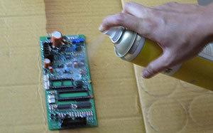 PCB Acrylic Coating
