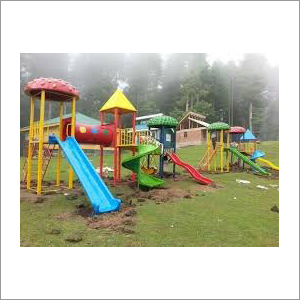 Fibre Playground Equipment