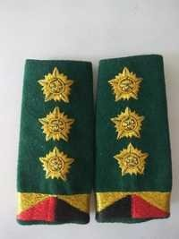 Military Shoulder Ranks