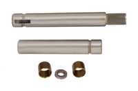 Clutch Fork Shaft Set of 2 Pcs. with Bush & Key