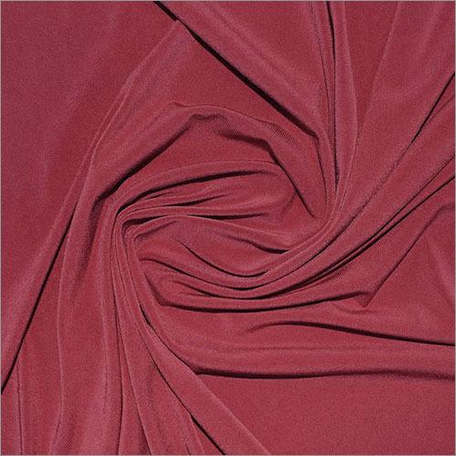 Polyester Lycra Single Jersey Fabric