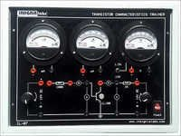 Transistor Characteristics Trainer