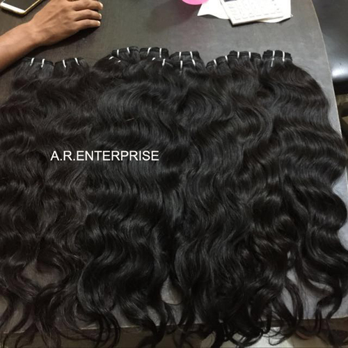 Machine weft Hair in All Textures