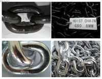 Industrial Alloy steel load Chain
