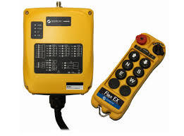 Radio Remote Control for Crane