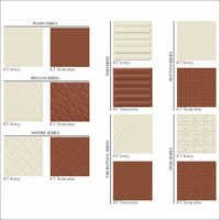Vitrified Parking Tiles 300x300mm