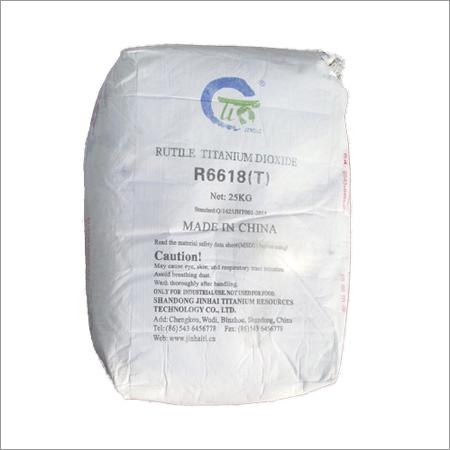 Titanium Dioxide Rutile (R-6618)