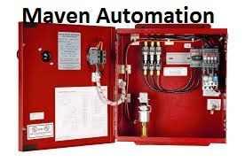 Industrial Fire Pump Control Panels