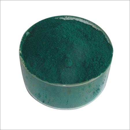 Pigment Green-7