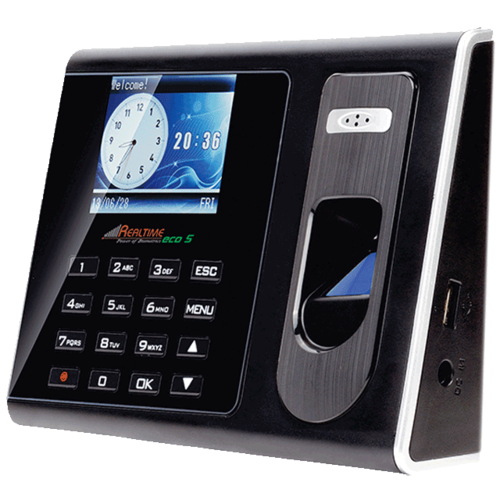 Eco SC 110t Biometric Realtime System