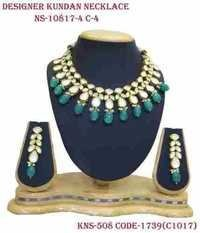 Designer Kindan Necklace