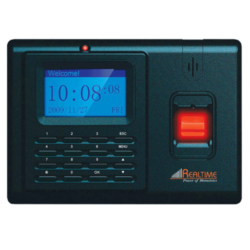 T6 Biometric Realtime System