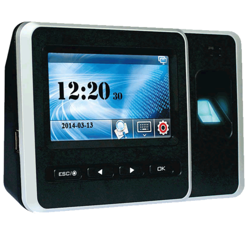 TPad 80 Realtime Biometric System