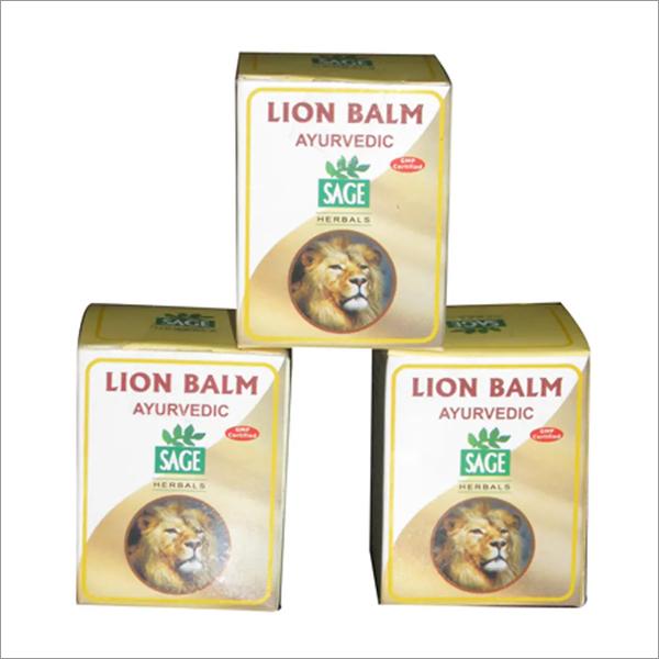Lion Balm