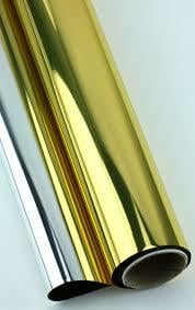 Transfer Metallized Film and Paper