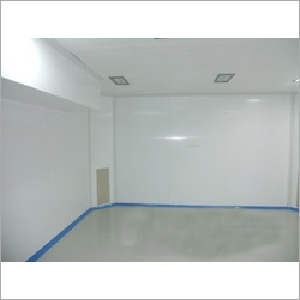 Modular Wall Partition