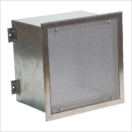 Hepa Filter Housing Box