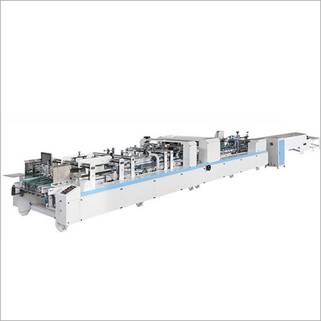 Automatic Paper Box Pasting Machine