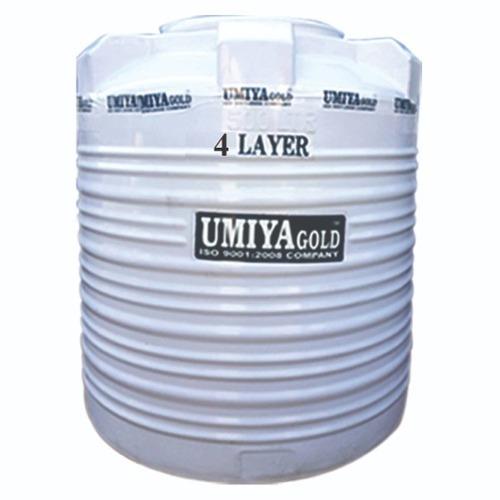 4 Layer Water tank