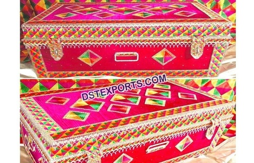 Decorated Box for Indian Wedding