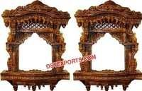 Hand Made Wooden Carved Frame
