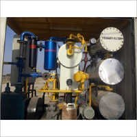 SS Oil Filtrations Machine