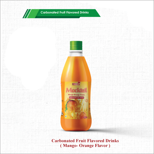 Carbonate Fruit Flovored Drinks