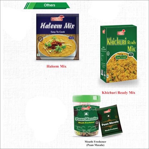 Spice Powder & Paste