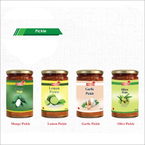 Sauce, Pickle, Jam & Jelly