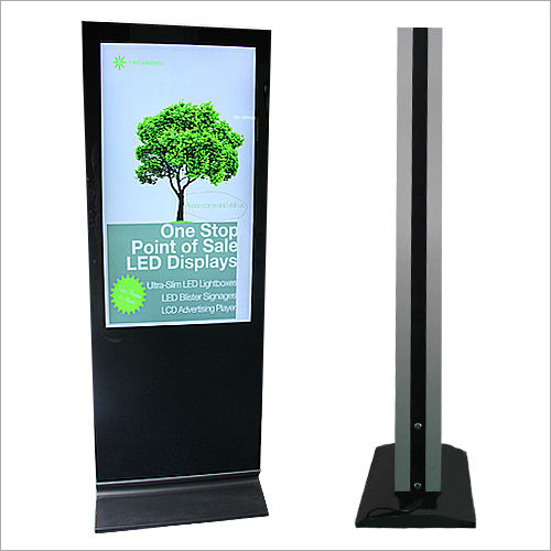 Advertisement Floor Stand
