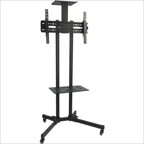 TV Cart Mobile Floor Stand